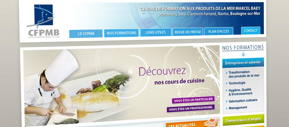 Site web CFPMB