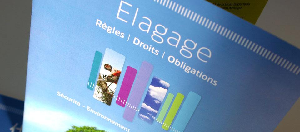 Plaquette de présentation ERDF