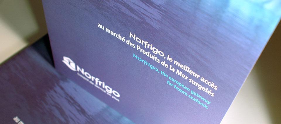 Plaquette de présentation Norfrigo