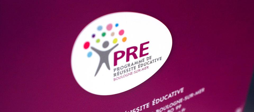Plaquette de présentation PRE