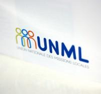 UNML création de logo logotype Paris