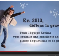 Carte de vœux interactive video e-mailing boulogne calais dunkerque lille