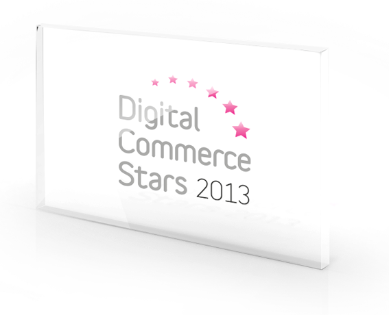 ACCIMA et COCO-PAPAYA vainqueurs des Digital Commerce Stars 2013 awards