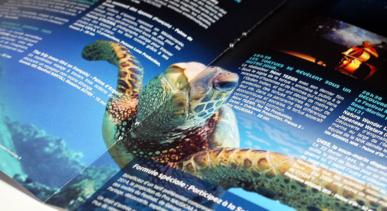 NAUSICAA Festival des images de mer 23 ème édition