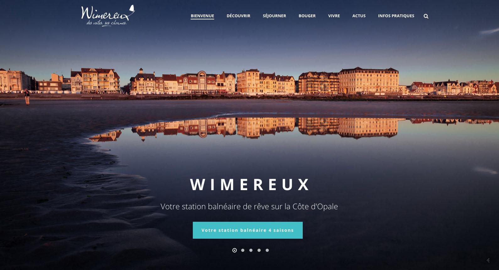 Guide touristique de Wimereux