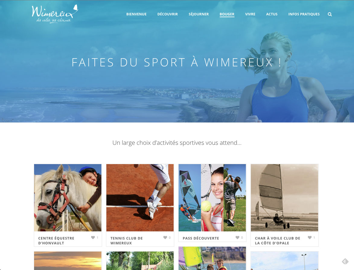 Guide touristique Wimereux