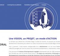 Création de site web Boulogne sur Mer, Calais Comité Grand Littoral