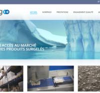 Création de site web Boulogne sur Mer, Calais Norfrigo