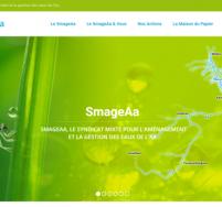 Création du site web Boulogne sur Mer, Calais Smageaa